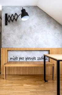 Asertivní byt - foto: Lukáš Hausenblas