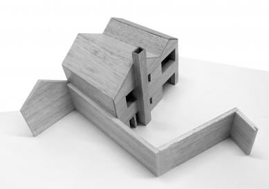 Dům v Ráji - Model