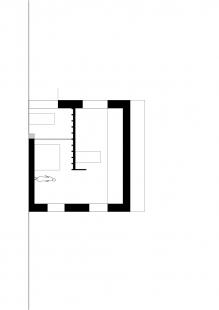 Dům v Ráji - Řez