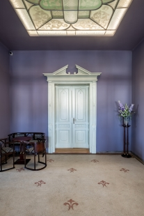 Interiér Villy Rosenaw  - foto: Martin Zeman