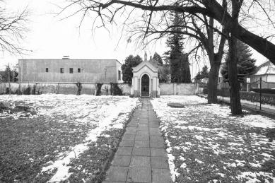 Nový park v Leopoldově - Fotografie původního stavu - foto: Jakub Kopec