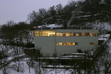 Rodinný dům na Červeném kopci - foto: Ester Havlová