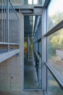 Přístavba fakulty architektury RWTH - foto: Petr Šmídek, 2009