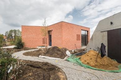 Rodinný dům v Hostivici - foto: Jiří Dvořák