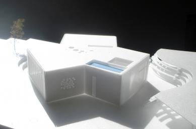 Rodinný dům v Hostivici - Fotografie modelu - foto: She architect