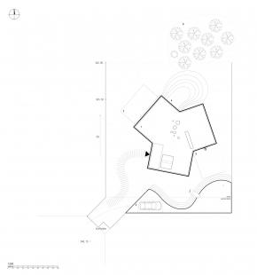 Rodinný dům v Hostivici - Situace - foto: She architect