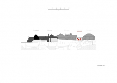 House of Wine - Fotografie modelu - foto: CHYBIK+KRISTOF ASSOCIATED ARCHITECTS