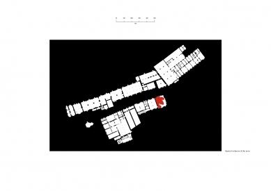 House of Wine - Kontextuální diagram - foto: CHYBIK+KRISTOF ASSOCIATED ARCHITECTS
