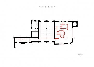 House of Wine - Situace - foto: CHYBIK+KRISTOF ASSOCIATED ARCHITECTS