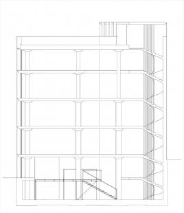 Dům s ateliérem na Kamenné - foto: Fránek Architects