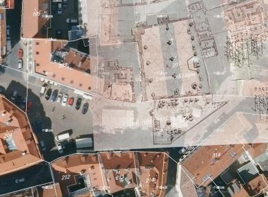 Zvonička na Betlémském náměstí - Hřbitov - foto: Ehl & Koumar architekti
