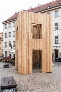 Zvonička na Betlémském náměstí - foto: Jiří Straka