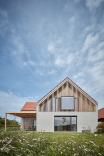 Reconstruction of the house, Hrusice - foto: BoysPlayNice