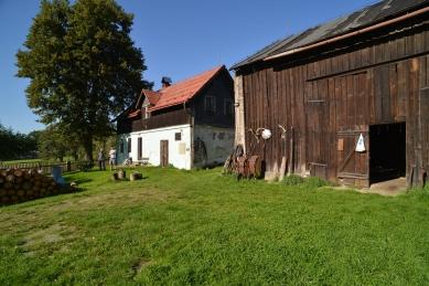 Rodinný dům Maxičky - Původní stav