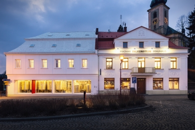 Expanze Pivovaru Falkenštejn - foto: Petr Špánek