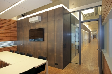 Kanceláře EURO NÁŘADÍ s.r.o. - foto: Robert Žákovič