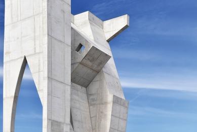 Hasičský polygon - Fotografie z průběhu realizace - foto: Petr Košťál