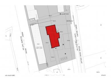Hasičský polygon - Situace - foto: Atelier Tsunami, s.r.o.