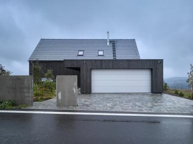 Dům na Větrném vrchu - foto: Filip Šlapal