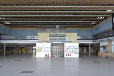 Nové nádraží Ostrava-Vítkovice - foto: Petr Šmídek, 2018