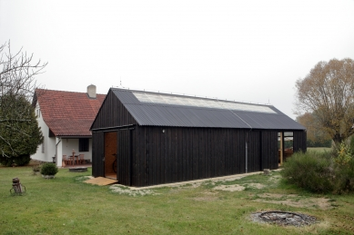 Usedlost v jižních Čechách - foto: Robert Žákovič