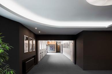 Rekonstrukce interiéru Kina Oko v Šumperku - foto: Václav Novák