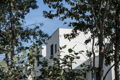 Obytný soubor rodinných domů, Brno - Ivanovice - foto: Martin Zeman