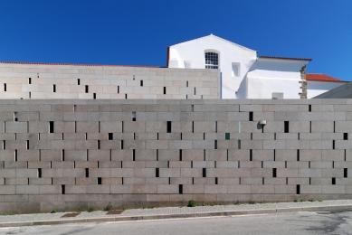 Rehabilitation of the Church of the Convent of São Francisco in Portalegre - foto: Petr Šmídek, 2013
