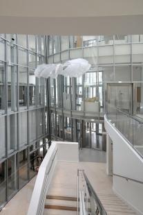 The Fondation Louis Vuitton - foto: Petr Šmídek, 2019