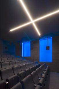 Kino Světozor - Třetí sál - foto: Tomáš Souček