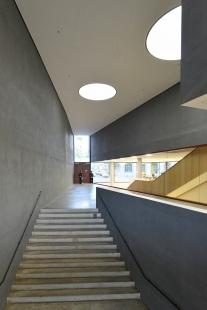 Univerzitní knihovna ve Výmaru - foto: Petr Šmídek, 2019
