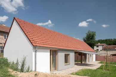 Rodinný dům v Lelekovicích - foto: Martin Zeman
