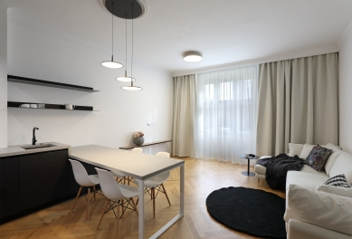 Byt číslo 5, Praha-Dejvice