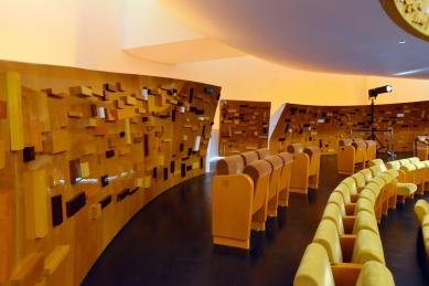 Pařížská filharmonie - foto: Petr Šmídek, 2019