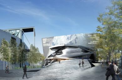 Pařížská filharmonie - Vizualizace - foto: © Ateliers Jean Nouvel / Arte Factory