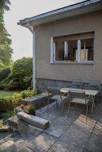 Rekonstrukce letního domku v Humpolci - foto: Robert Žákovič