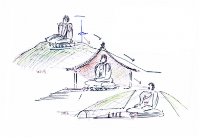 Hill of Buddha