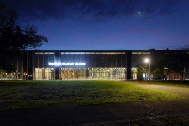 The new Bauhaus Museum Dessau - foto: Petr Šmídek, 2019