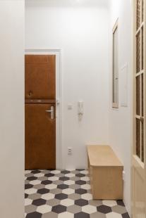 Byt s ukrytým pokojem - foto: Nikola Tláskalová