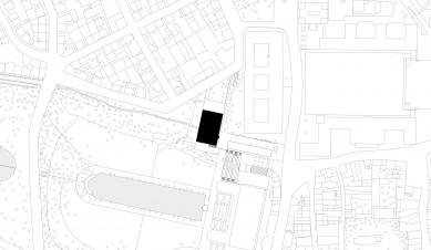 The New Bauhaus Museum Weimar - Situace - foto: heike hanada_laboratory of art and architecture