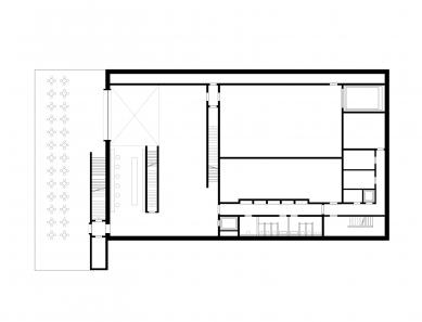 The New Bauhaus Museum Weimar - Level -1 - foto: heike hanada_laboratory of art and architecture