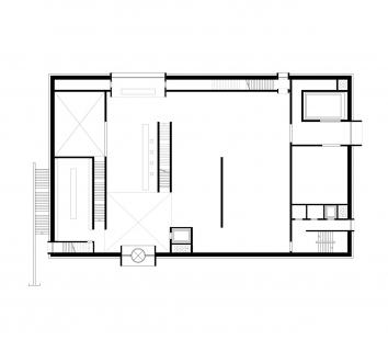 The New Bauhaus Museum Weimar - Level 0 - foto: heike hanada_laboratory of art and architecture