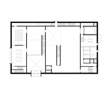 The New Bauhaus Museum Weimar - Level 1 - foto: heike hanada_laboratory of art and architecture