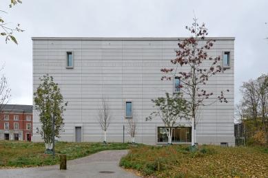 The New Bauhaus Museum Weimar - foto: Petr Šmídek, 2019