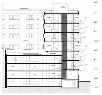 Residential complex Choux de Créteil