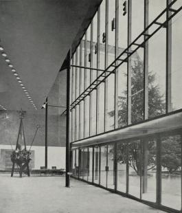 Československý pavilon na světové výstavě Expo 58