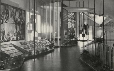 Československý pavilon na světové výstavě Expo 58 - Expozice Volná chvíle