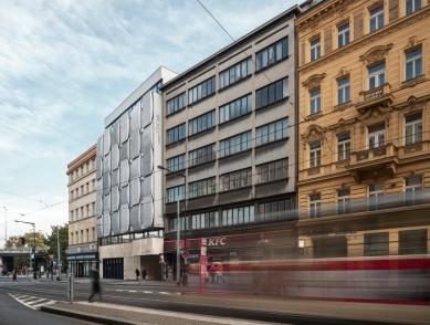 Urban CRÈME Hotel Prague - foto: Vojtěch Zikmunda
