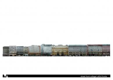 Urban CRÈME Hotel Prague - Uliční fronta - foto: ra15