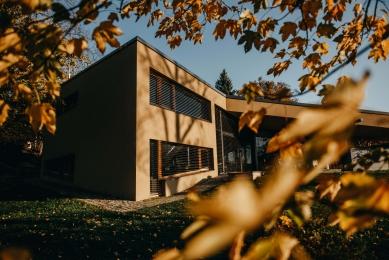 Rodinný dům v severovýchodních Čechách - foto: Honza Bartoň